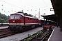 "LTS 0904 - DR ""132 623-0"" 14.06.1990 - Erfurt, HauptbahnhofMarvin Fries"