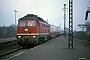 """LTS 0904 - DR """"132 623-0"""" 07.03.1991 - GothaIngmar Weidig"""