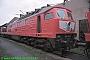 """LTS 0904 - DB AG """"232 623-9"""" 22.03.1997 - Erfurt, BetriebswerkNorbert Schmitz"""