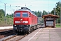 """LTS 0906 - DB Schenker """"233 625-3"""" 07.09.2010 - WolkramshausenFalk Hoffmann"""