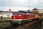 """LTS 0911 - DB AG """"234 630-2"""" 27.09.1998 - Leipzig, Bahnbetriebswerk Hauptbahnhof Süd Schuppen 3Oliver Wadewitz"""