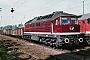 """LTS 0912 - DR """"132 631-3"""" 31.08.1988 - Berlin-KöpenickMichael Uhren"""