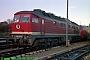 "LTS 0915 - DB AG ""232 634-6"" 18.11.1995 - Lübeck, BetriebswerkNorbert Schmitz"