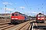 "LTS 0917 - DB Schenker ""233 636-0"" 10.04.2011 - Cottbus, BahnhofSteven Metzler"