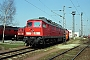 "LTS 0924 - DB Cargo ""233 643-6"" 13.04.2003 - Magdeburg-Rothensee