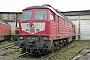 """LTS 0926 - DB Cargo """"232 645-2"""" 24.11.2002 - Halle (Saale), Bahnbetriebswerk GRalph Mildner"""