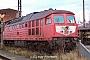 """LTS 0926 - DB Cargo """"232 645-2"""" 04.01.2007 - Halle (Saale), Betriebswerk GIngo Wlodasch"""