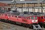 """LTS 0926 - DB Cargo """"232 645-2"""" 09.04.2007 - Halle (Saale), Bahnbetriebswerk GDirk Einsiedel"""