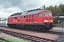 """LTS 0927 - DB AG """"232 646-0"""" 11.09.1998 - Erfurt, BetriebswerkNorbert Schmitz"""