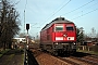"LTS 0933 - DB Schenker ""233 652-7"" 23.02.2008 - Dresden-StetzschSven Hohlfeld"
