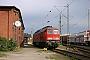 """LTS 0934 - Railion """"232 653-6"""" 25.05.2006 - Nürnberg, BetriebswerkPeter Wegner"""