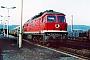 "LTS 0934 - DR ""132 653-7"" 13.03.1991 - Saalfeld (Saale)Silvio Bachmann"