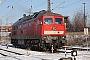 """LTS 0935 - DB Schenker """"232 654-4"""" 04.12.2010 - Magdeburg-Rothensee, BahnbetriebswerkIngo Wlodasch"""