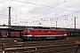 """LTS 0935 - DR """"232 654-4"""" 26.04.1992 - Leipzig, HauptbahnhofHeinrich Hölscher"""