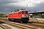 """LTS 0938 - DB Schenker """"232 909-2"""" 23.07.2015 - Waren (Müritz)Michael Uhren"""