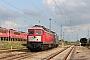 "LTS 0938 - DB Cargo ""232 909-2"" 28.05.2016 - Rostock, Betriebshof SeehafenPeter Wegner"