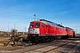 """LTS 0938 - DB Schenker """"232 909-2"""" 22.03.2015 - Rostock-Seehafen, BetriebswerkDer Fotograf"""