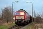 """LTS 0938 - DB Schenker """"232 909-2"""" 18.12.2015 - Grimmen, SchützenplatzAndreas Görs"""