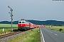 """LTS 0939 - DB Schenker """"232 658-5"""" 31.05.2018 - Rottleberode SüdFalk Hoffmann"""