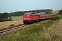 "LTS 0941 - Railion ""232 660-1"" 20.08.2005 - BurkersdorfTorsten Barth"