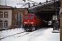 """LTS 0941 - Railion """"232 660-1"""" 26.01.2005 - Dresden-Neustadt, BahnhofHagen Werner"""