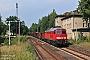 """LTS 0942 - DB Schenker """"232 665-0"""" 23.08.2011 - Straßgräbchen-BernsdorfSteven Metzler"""