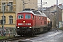 "LTS 0942 - Railion ""232 665-0"" 06.03.2008 - Stralsund, HauptbahnhofPaul Tabbert"