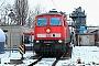 """LTS 0942 - DB Schenker """"232 665-0"""" 19.01.2013 - Bw Dresden FriedrichstadtPaul Tabbert"""