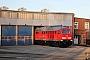 """LTS 0944 - DB Schenker """"233 662-6"""" 23.12.2013 - Cottbus, AusbesserungswerkOliver Winner"""