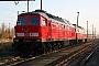 """LTS 0944 - DB Schenker """"233 662-6"""" 25.02.2014 - Berlin-Lichtenberg, BetriebswerkMichael Uhren"""