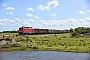 """LTS 0944 - DB Schenker """"233 662-6"""" 18.07.2015 - Marschbahn, bei BargumJens Vollertsen"""