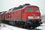 """LTS 0945 - Railion """"232 663-5"""" 30.01.2005 - Leipzig-EngelsdorfOliver Wadewitz"""