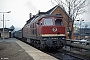 """LTS 0949 - DR """"132 669-3"""" 22.03.1991 - Saalfeld (Saale)Ingmar Weidig"""