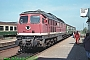 """LTS 0949 - DB AG """"232 669-2"""" 02.05.1997 - Querfurt, BahnhofNorbert Schmitz"""