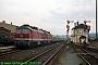 """LTS 0949 - DR """"132 669-3"""" 20.07.1991 - Eisenach, BahnhofNorbert Schmitz"""