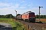 """LTS 0949 - DB Schenker """"232 669-2"""" 18.07.2015 - Auf der Marschbahn bei Langenhorn.Berthold Hertzfeldt"""