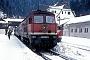 """LTS 0949 - DR """"232 669-2"""" 27.02.1993 - OberhofWerner Brutzer"""