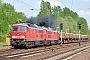 """LTS 0950 - DB Schenker """"232 668-4"""" 04.05.2012 - Leipzig-TheklaOliver Wadewitz"""