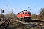 "LTS 0950 - DB Schenker ""232 668-4"" 31.10.2012 - Leipzig-TheklaNils Hecklau"