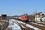 """LTS 0950 - DB Cargo """"232 668-4"""" 16.02.2017 - NossenLukas Weber"""