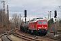 "LTS 0950 - DB Cargo ""232 668-4"" 22.02.2017 - Coswig (Sachsen)Sven Hohlfeld"