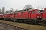 """LTS 0951 - Railion """"232 670-0"""" 28.01.2009 - Saalfeld (Saale), BetriebswerkStephan Möckel"""