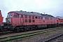 """LTS 0953 - DB Cargo """"232 672-6"""" 23.11.2010 - MagdeburgTobias Sambill"""