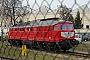 """LTS 0954 - LEG """"232 673-4"""" 07.02.2016 - Cottbus, Ausbesserungswerk Meisenmann"""