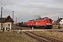 """LTS 0956 - DB Schenker """"232 675-9"""" 19.03.2010 - CaaschwitzDirk Einsiedel"""