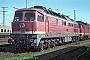 "LTS 0962 - DB AG ""232 681-7"" 08.05.1997 - Pasewalk, BetriebswerkNorbert Schmitz"