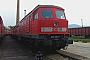 """LTS 0962 - Railion """"232 681-7"""" 25.04.2007 - Saalfeld (Saale), BetriebswerkStephan Möckel"""