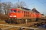 """LTS 0963 - Railion """"232 682-5"""" 22.12.2007 - Seelze, BetriebswerkThomas Wohlfarth"""