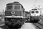 "LTS 0964 - DB AG ""232 683-3"" 08.05.1994 - Halle (Saale), Betriebswerk PDietrich Bothe"