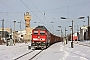 """LTS 0964 - DB Schenker """"233 683-2"""" 10.12.2010 - Merseburg, BahnhofDirk Einsiedel"""